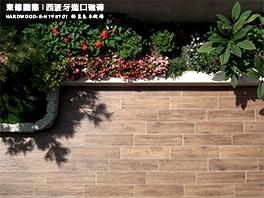 西班牙進口木紋磚系列
