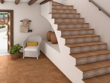 西班牙進口磁磚-復古磚