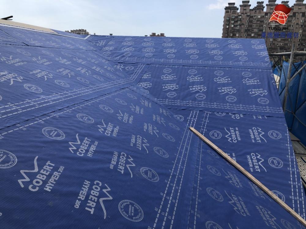 防水毯工程/新竹